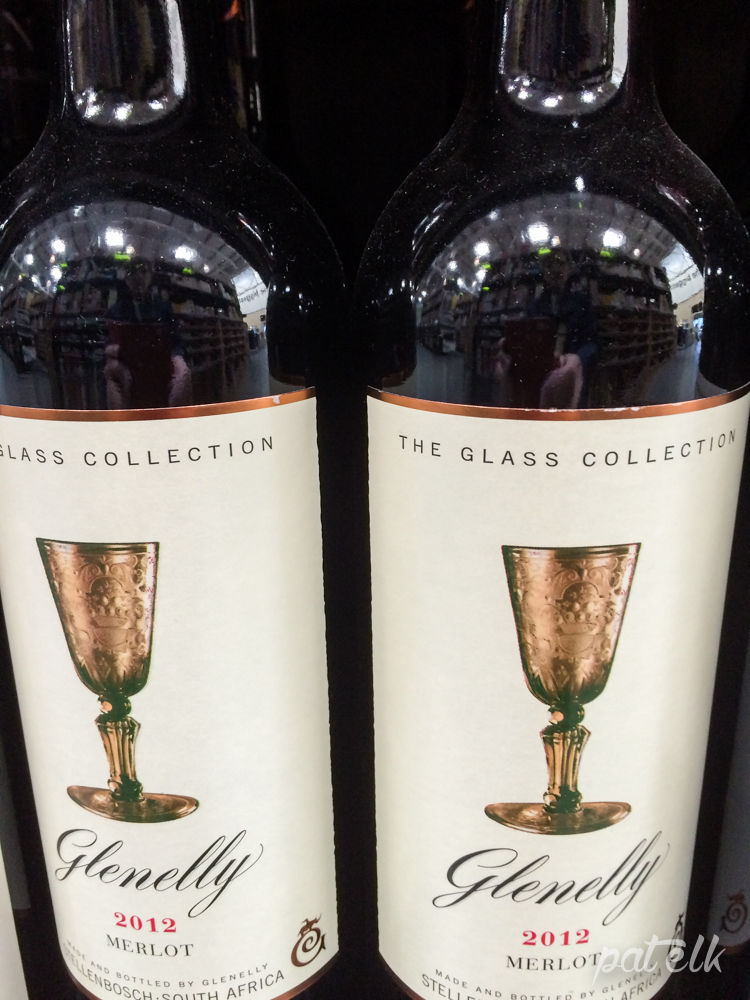 Glenelly glass collection